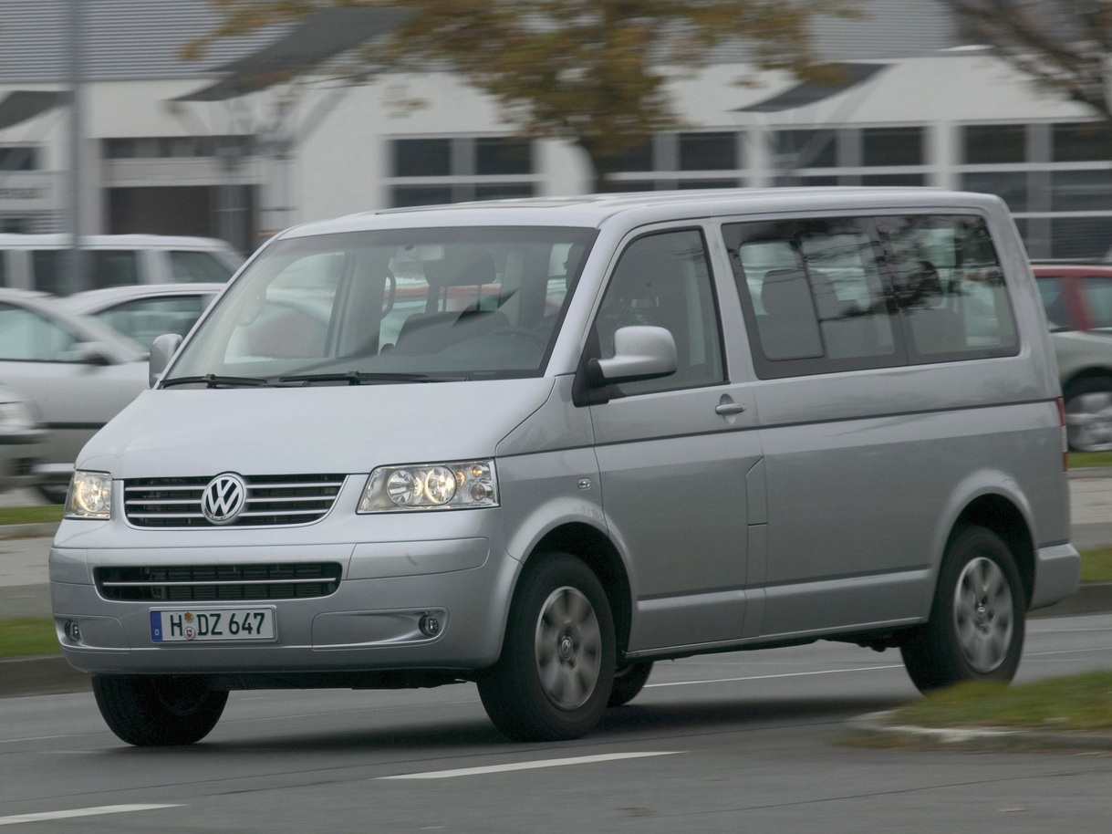Трейд ин Volkswagen Caravelle