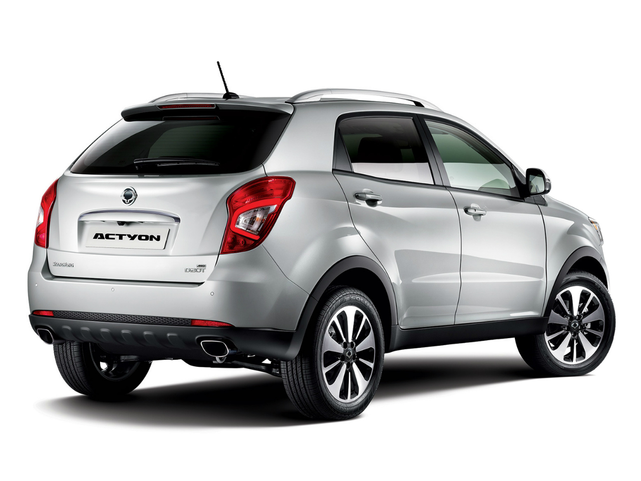 Трейд ин SsangYong Actyon