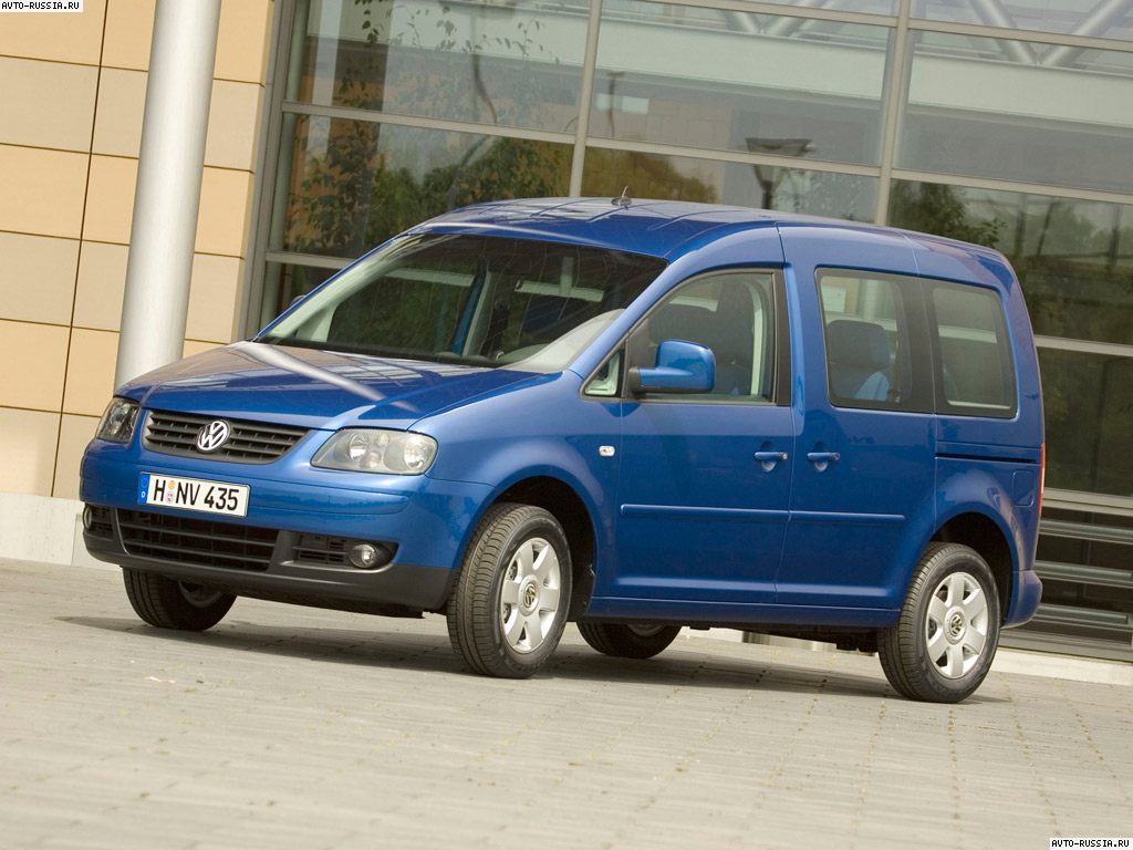 Трейд ин Volkswagen Caddy
