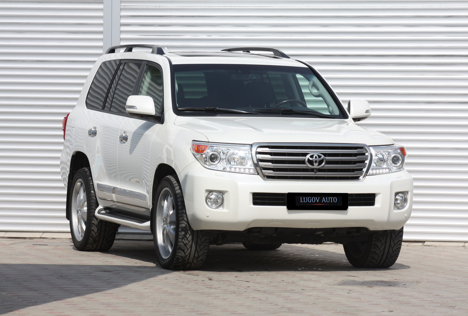 Трейд ин Toyota Land Cruiser
