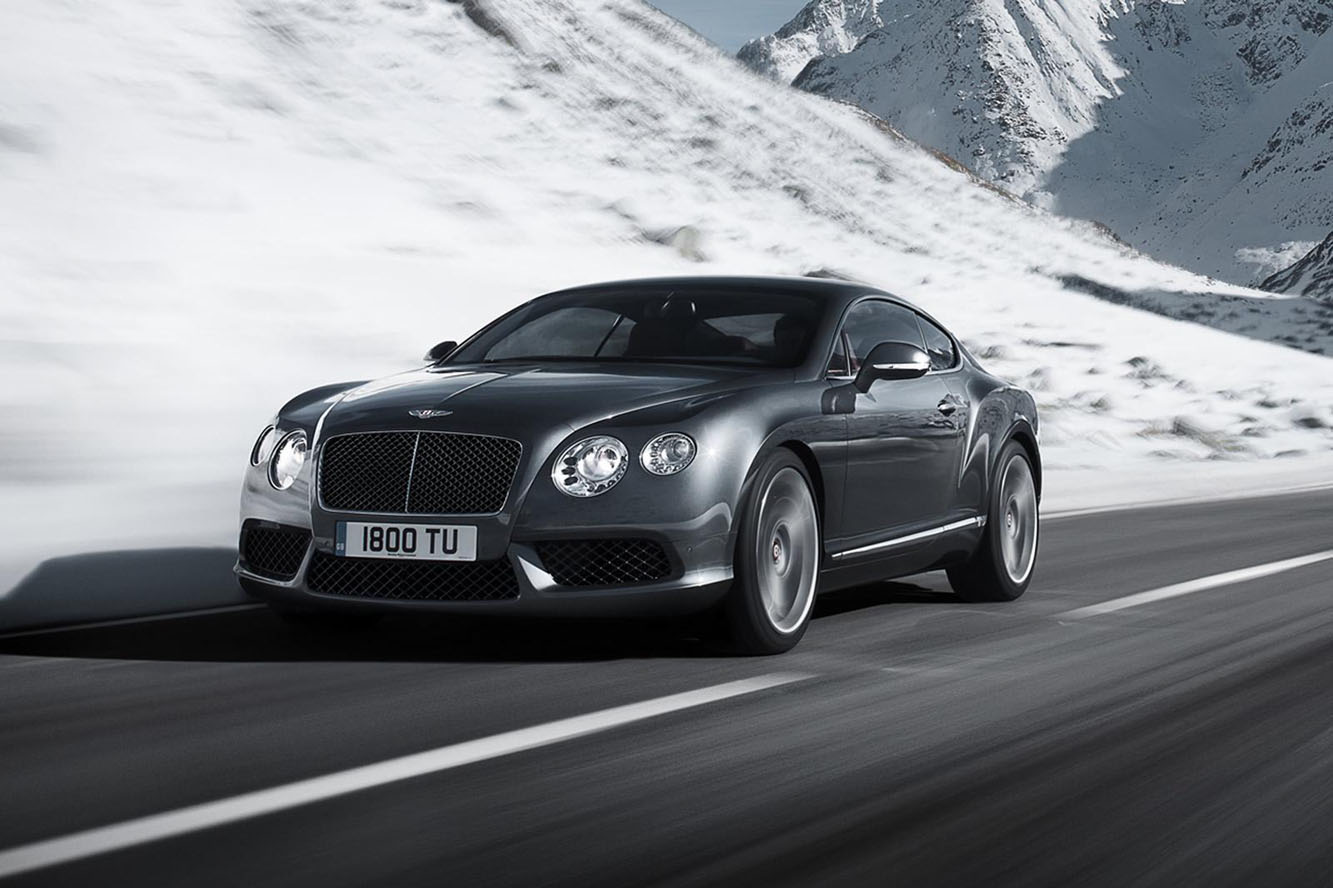 Выкуп Bentley Continental